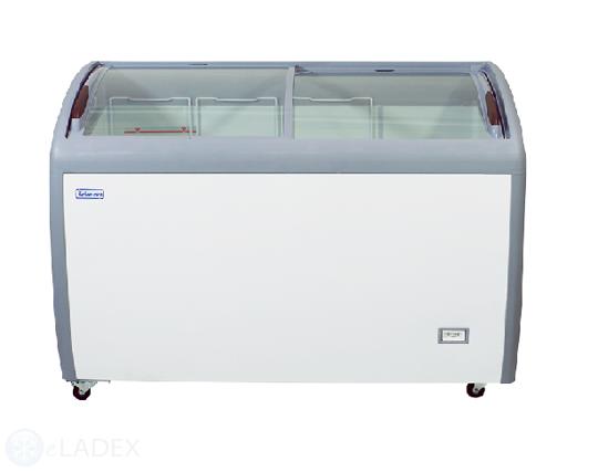W Ultra Zamrażarki przeszklone | witryny i szafy chłodnicze eLadex UO18
